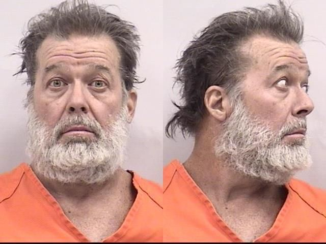Photo: Planned Parenthood Colorado Springs Robert Lewis Dear Booking Photo