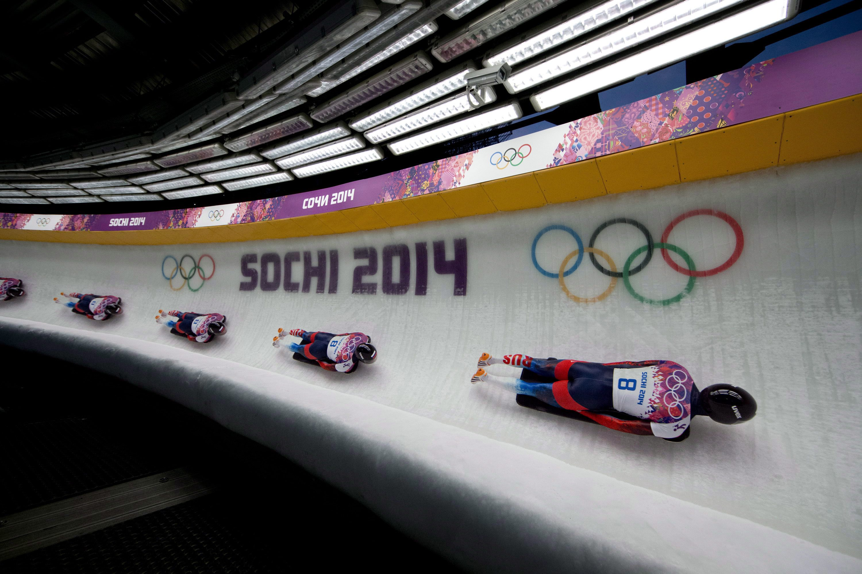 Photo: Winter Olympics Sochi 2014 (AP)