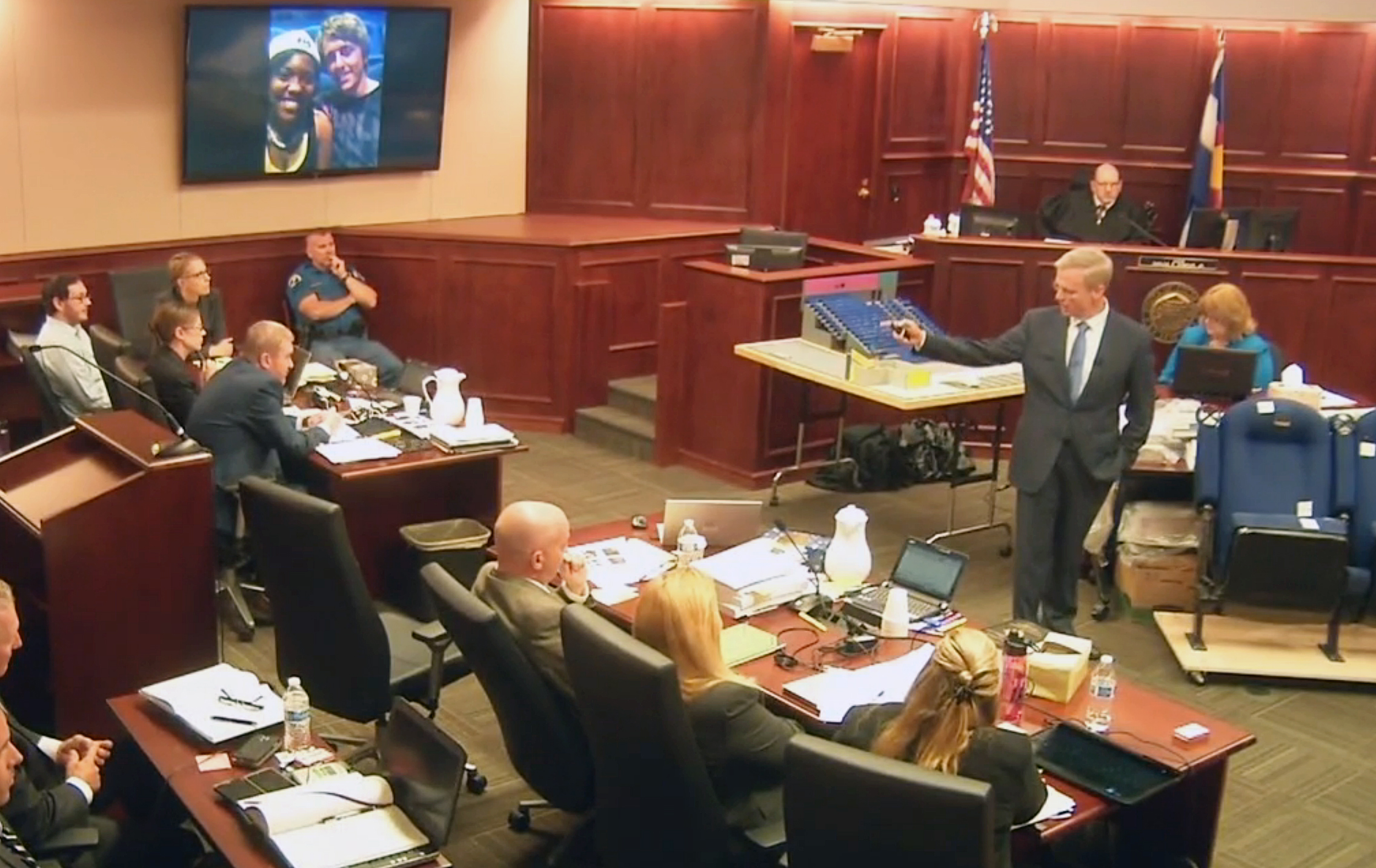 Photos: Brauchler Closing Arguments Aurora Theater Shooting Trial
