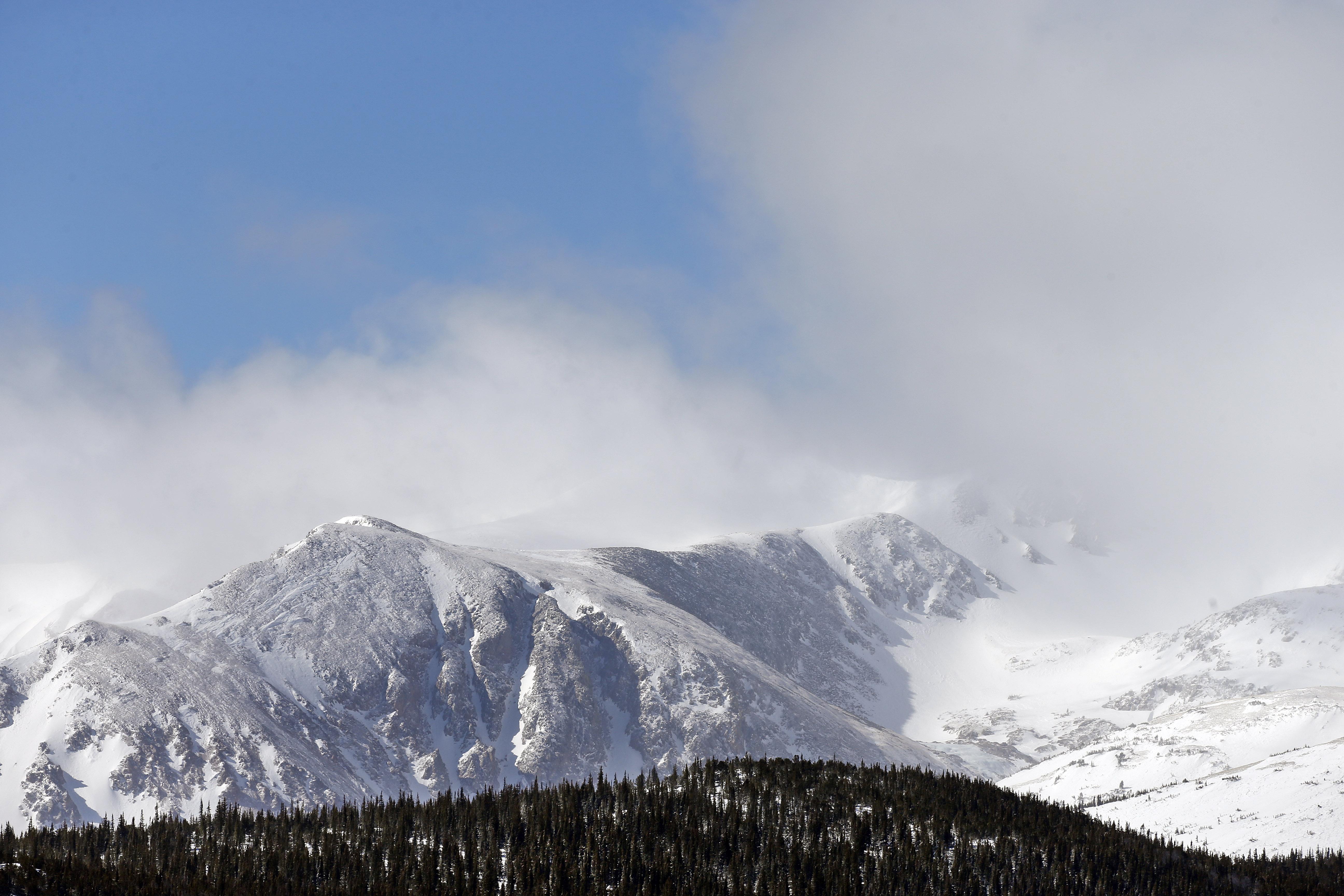 Photo: Indian Peaks Wilderness (AP Photo)