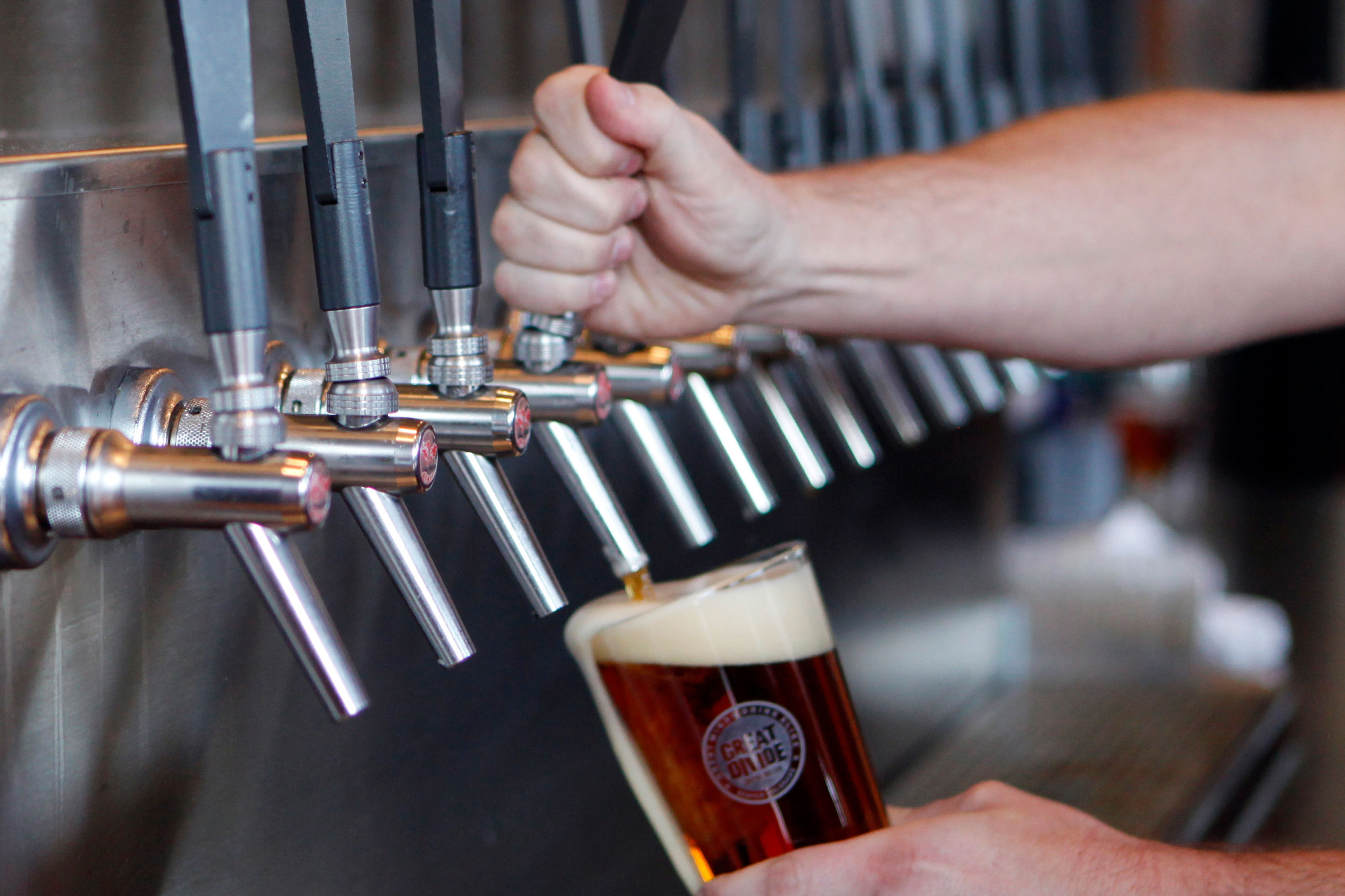 Photo: Craft Beer Woes 2 | Great Divide Taps - AP