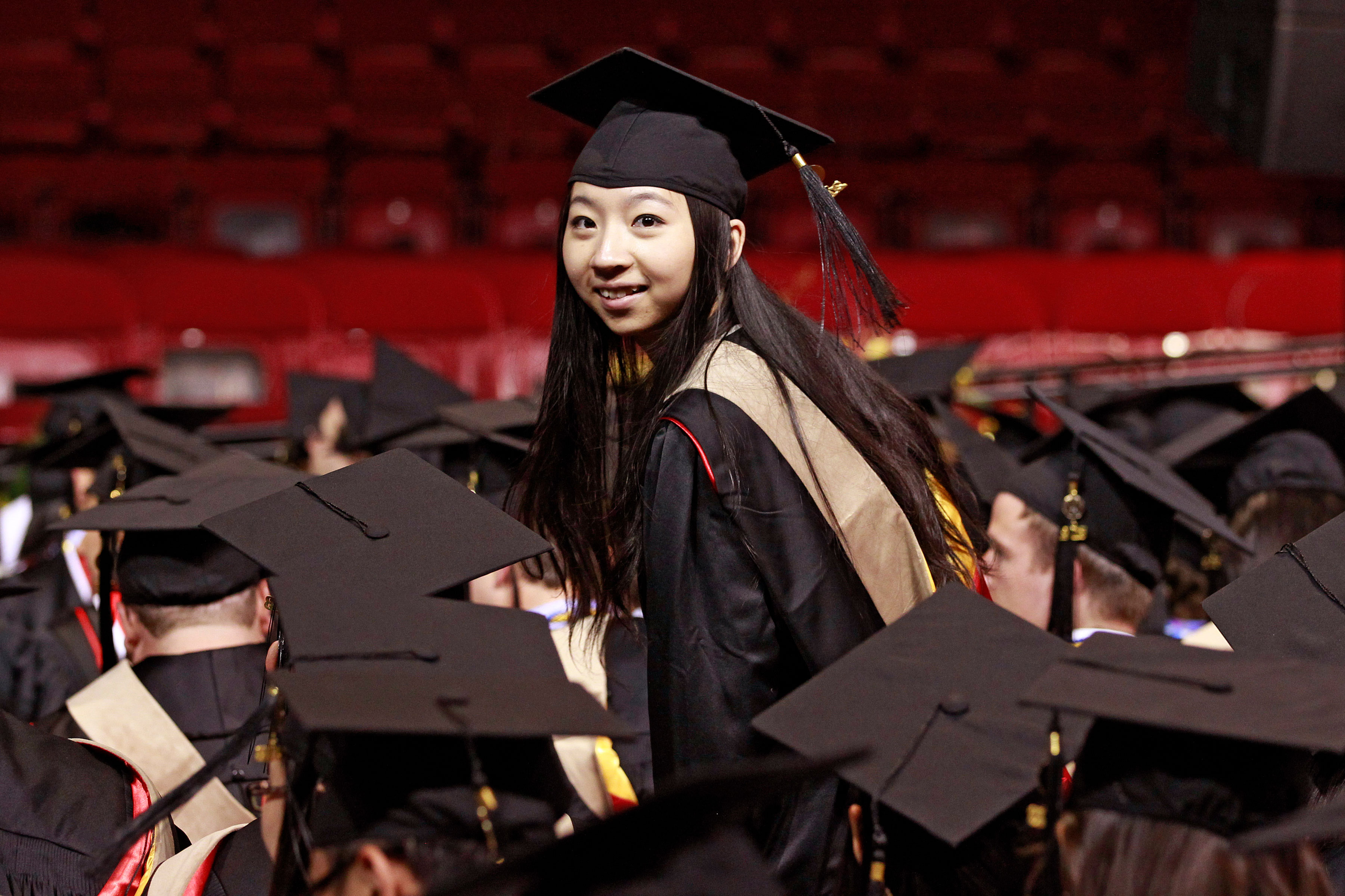 Photo: Colorado Denver Univeristy 2013 Commencement - AP