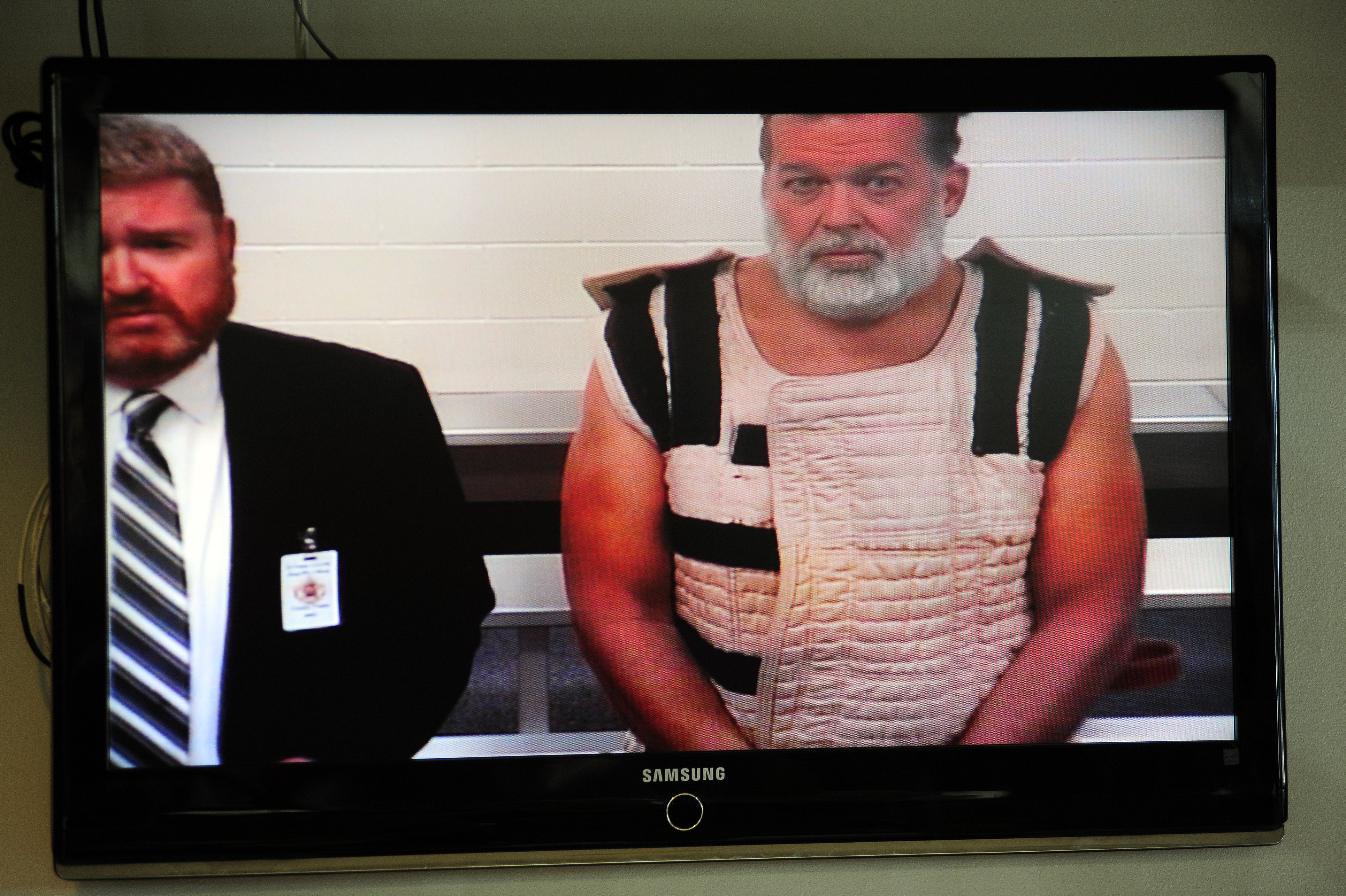 Photo: Colorado Springs Planned Parenthood suspect Robert Dear