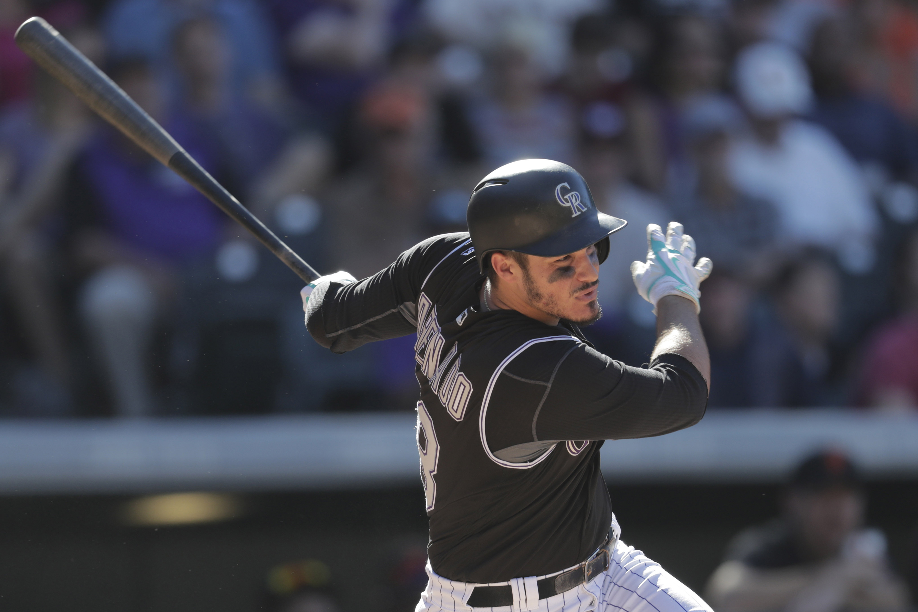 Photo: Rockies Nolan Arenado