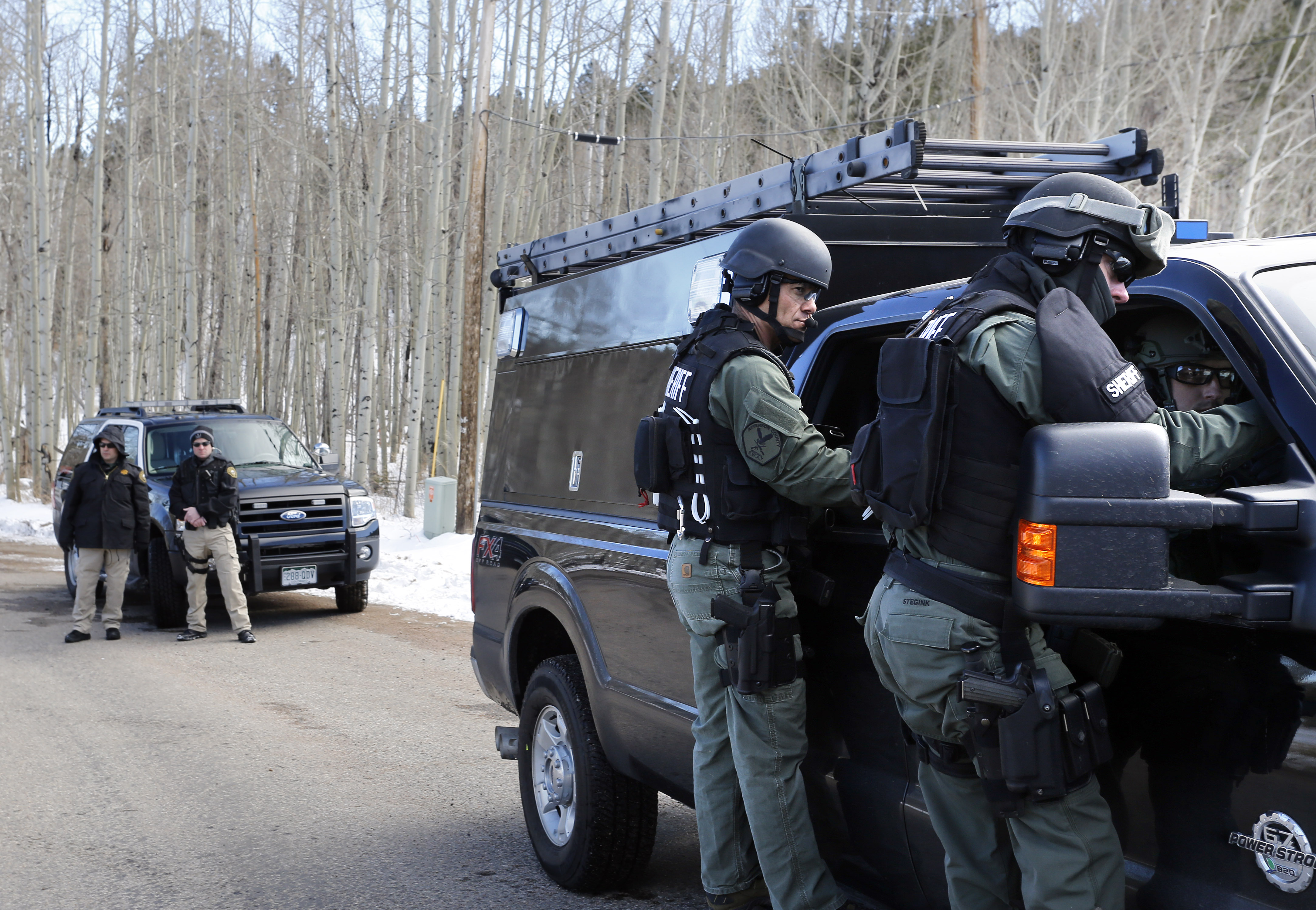 Photo: Bailey Shootout (AP)