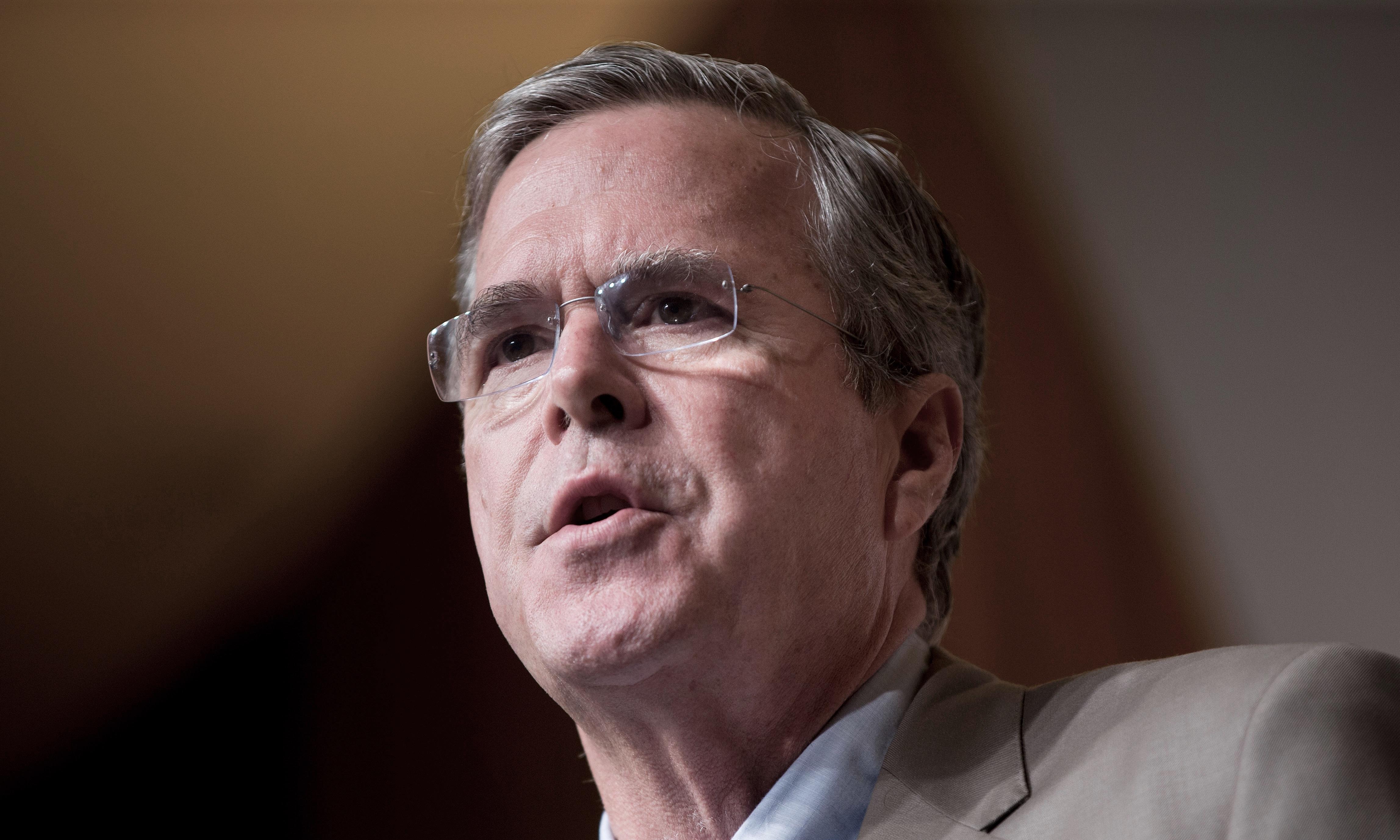 Photo: Jeb Bush (AP/File)