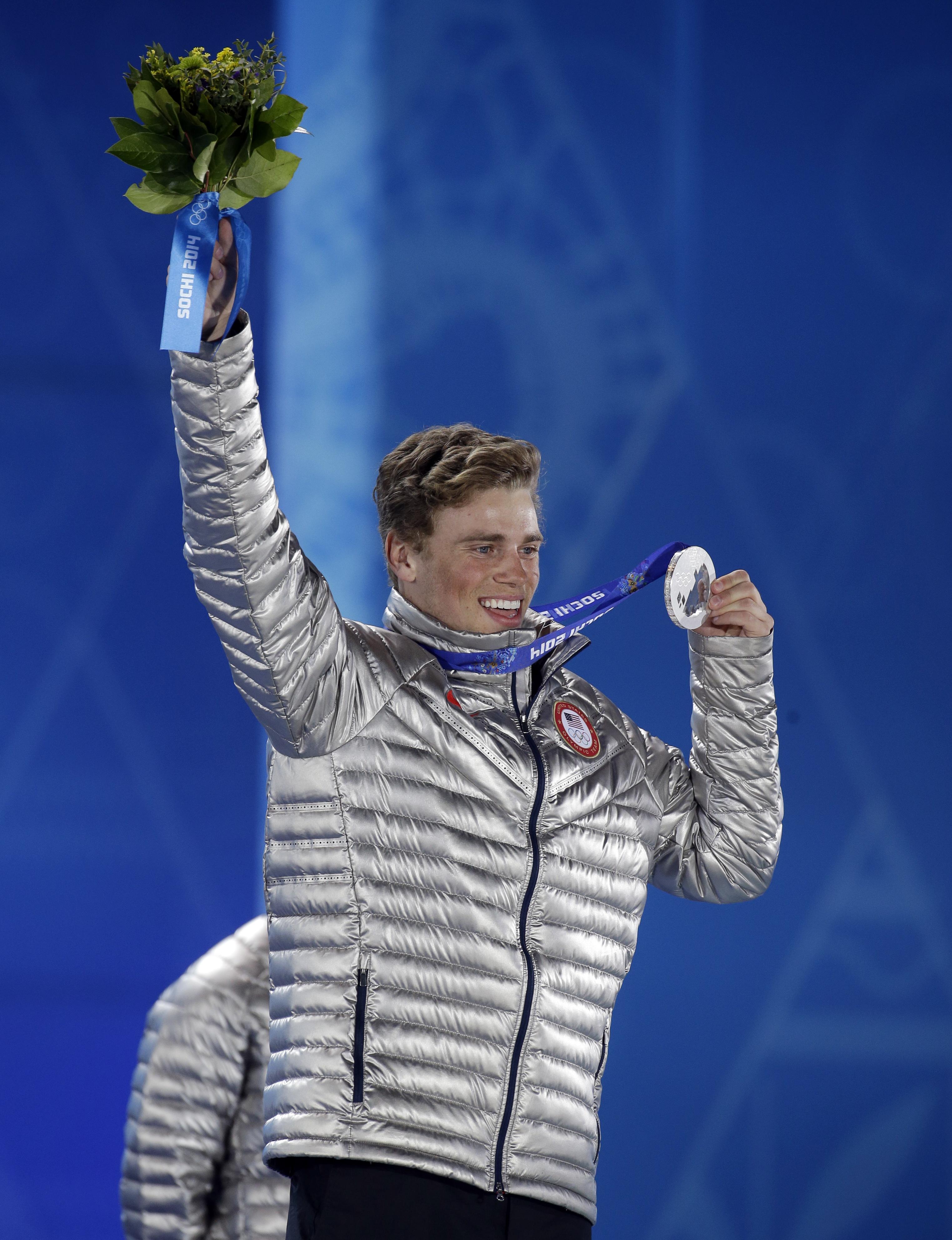 Photo: Gus Kenworthy 2 | Medal