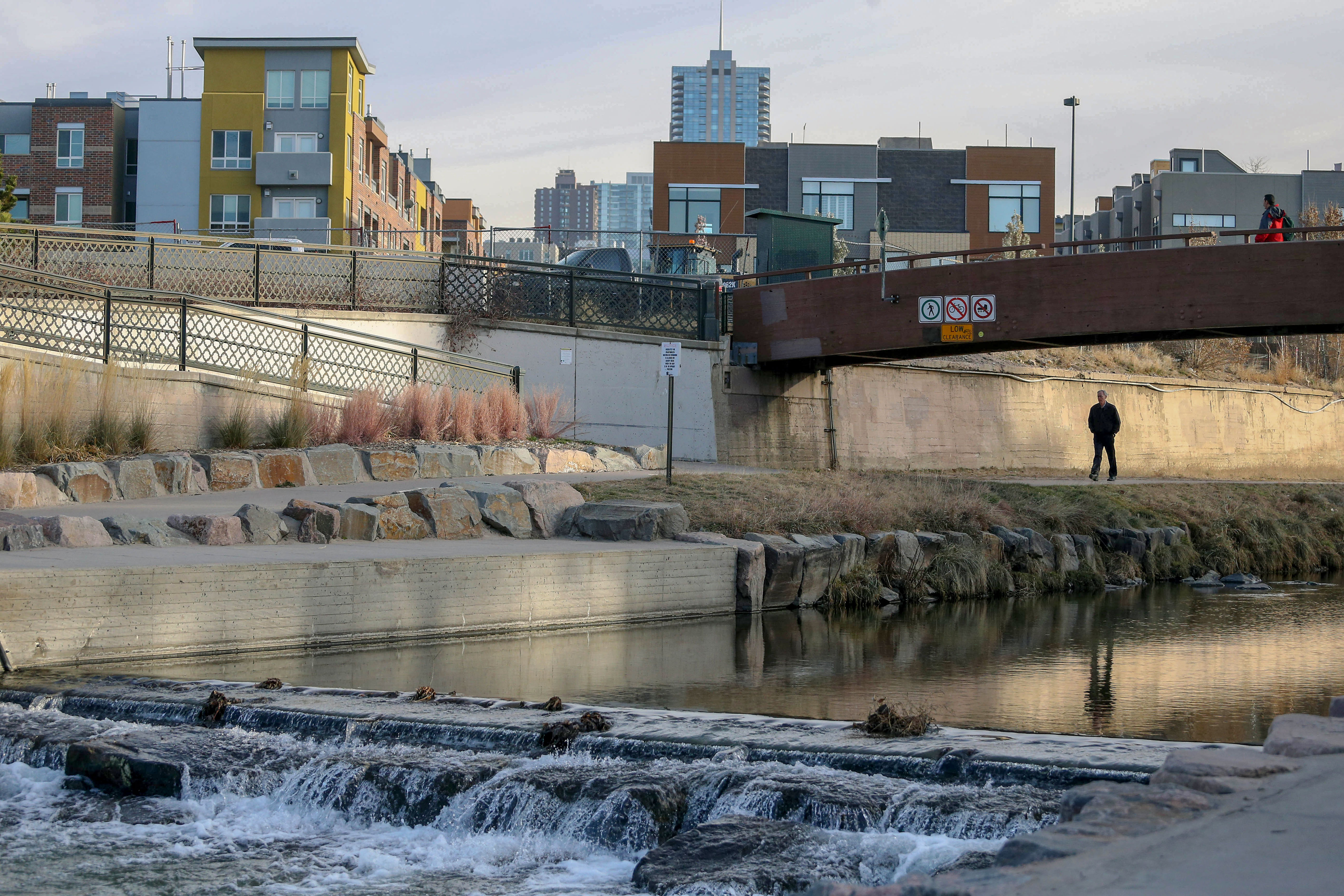 Photo: Denver South Platte River | Confluence Park - AP