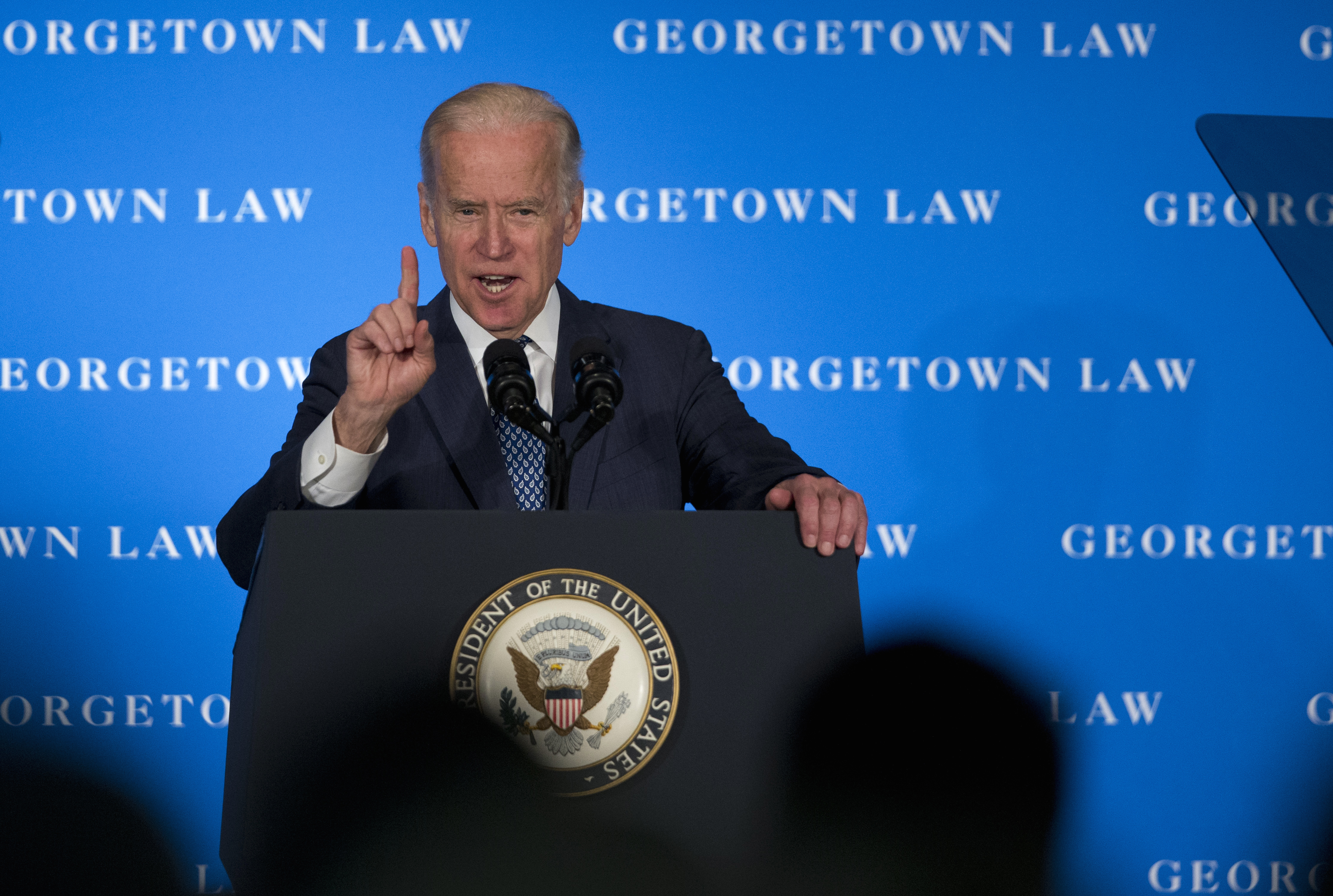 Photo: VP Joe Biden (AP Photo)