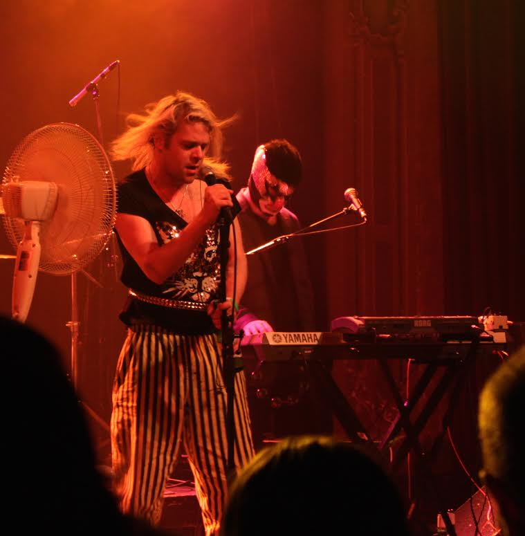 Photo: Ariel Pink at Bluebird Theater