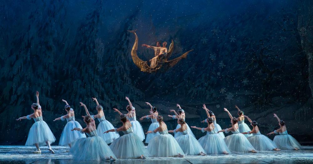 Photo: Colorado Ballet 2016 Nutcracker cast