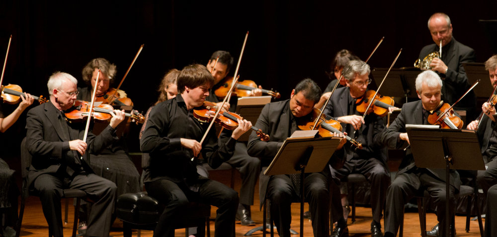 Photo: ASMF in concert