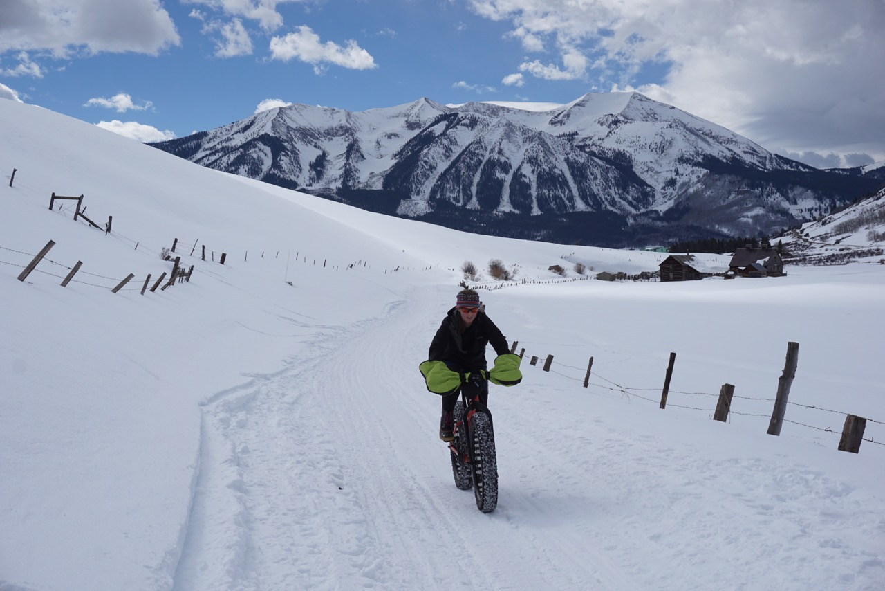 Photo: Fat Bike Championships Crested Butte