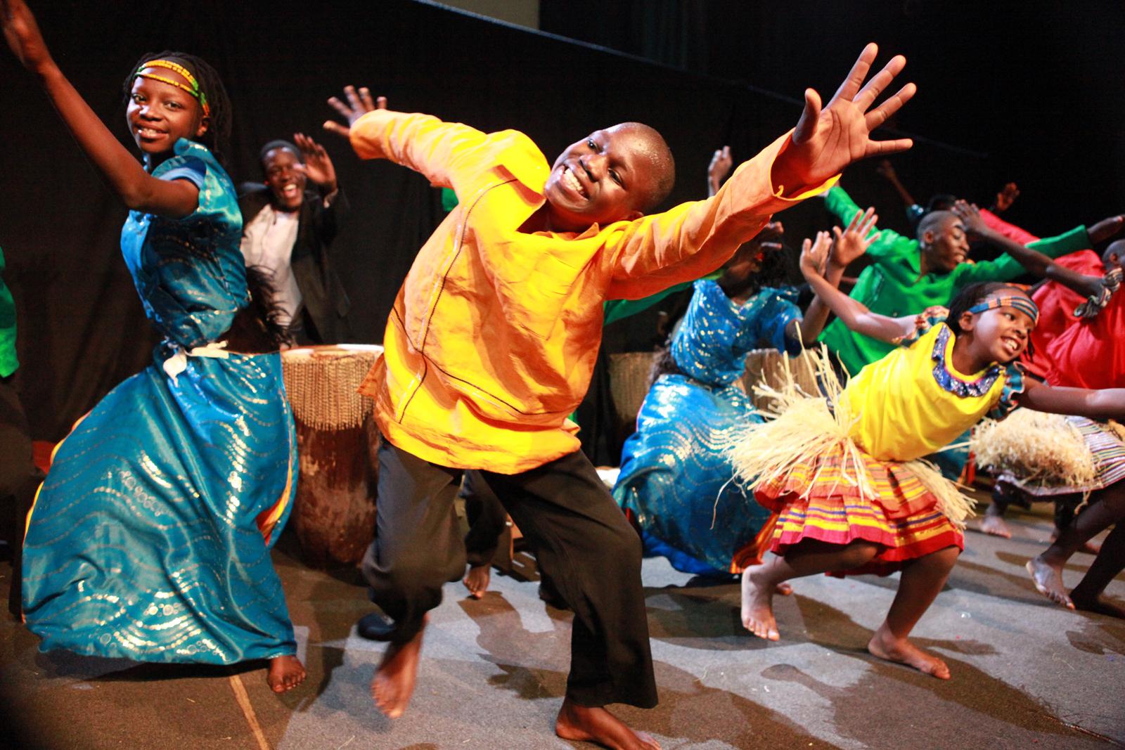 Photo: Watoto Children's Choir