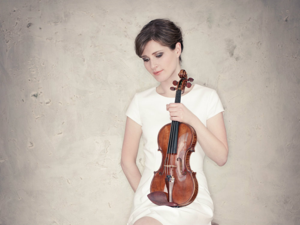 Photo: Violinist Lisa Batiashvili