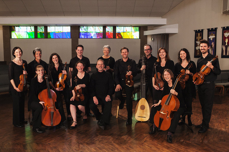 Photo: Baroque Chamber Orchestra of Colorado