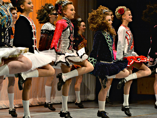 Photo: McTeggart Irish Dancers