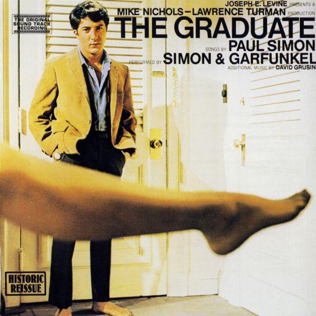 Photo: 'The Graduate' soundtrack album cover