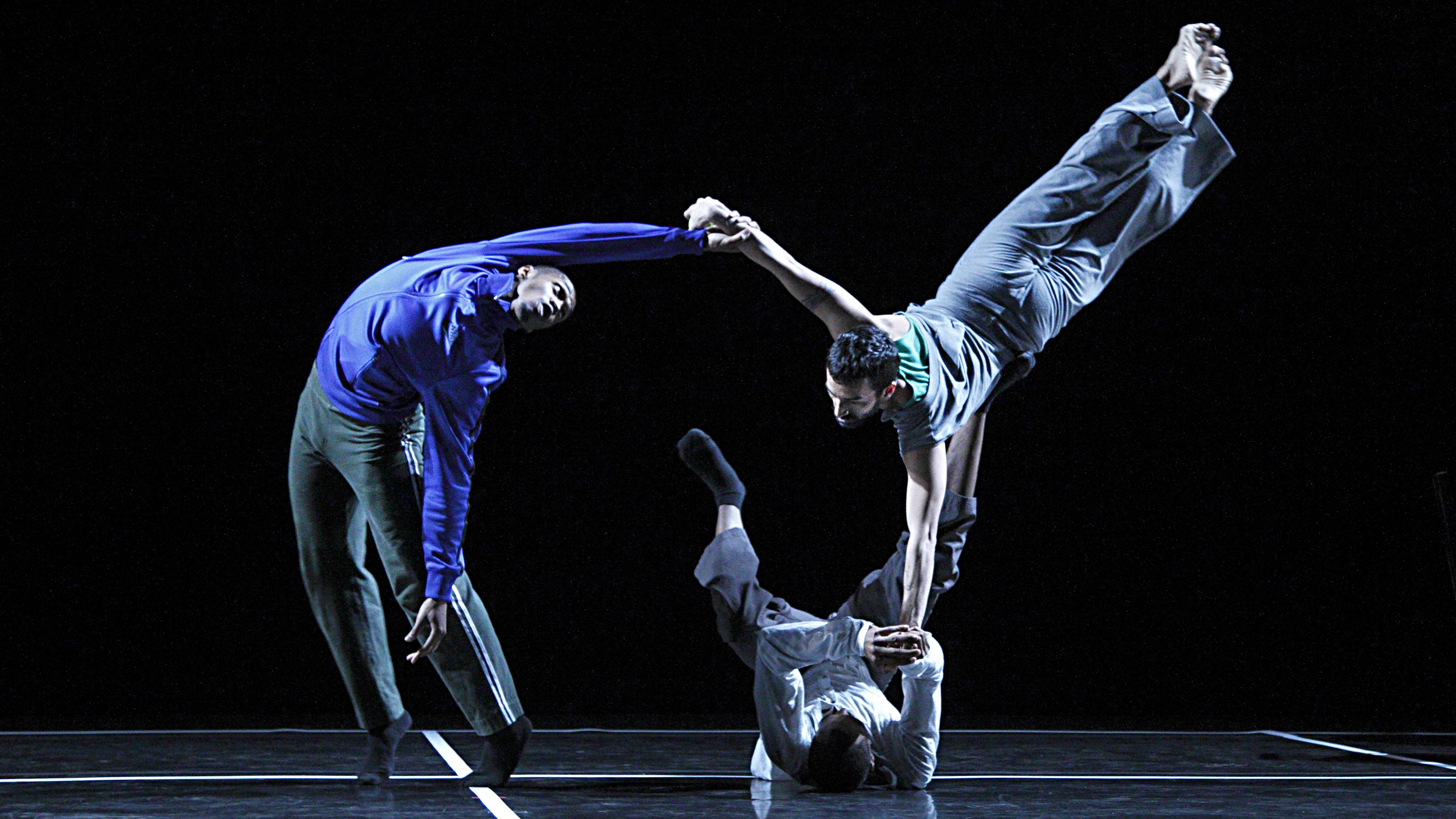 Photo: Bill T. Jones/Arnie Zane Dance Company