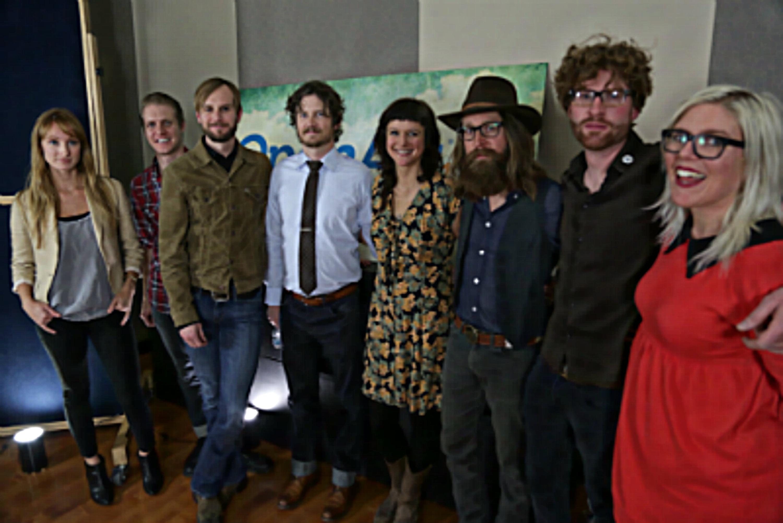 Blake Brown & the American Dust Choir at OpenAir