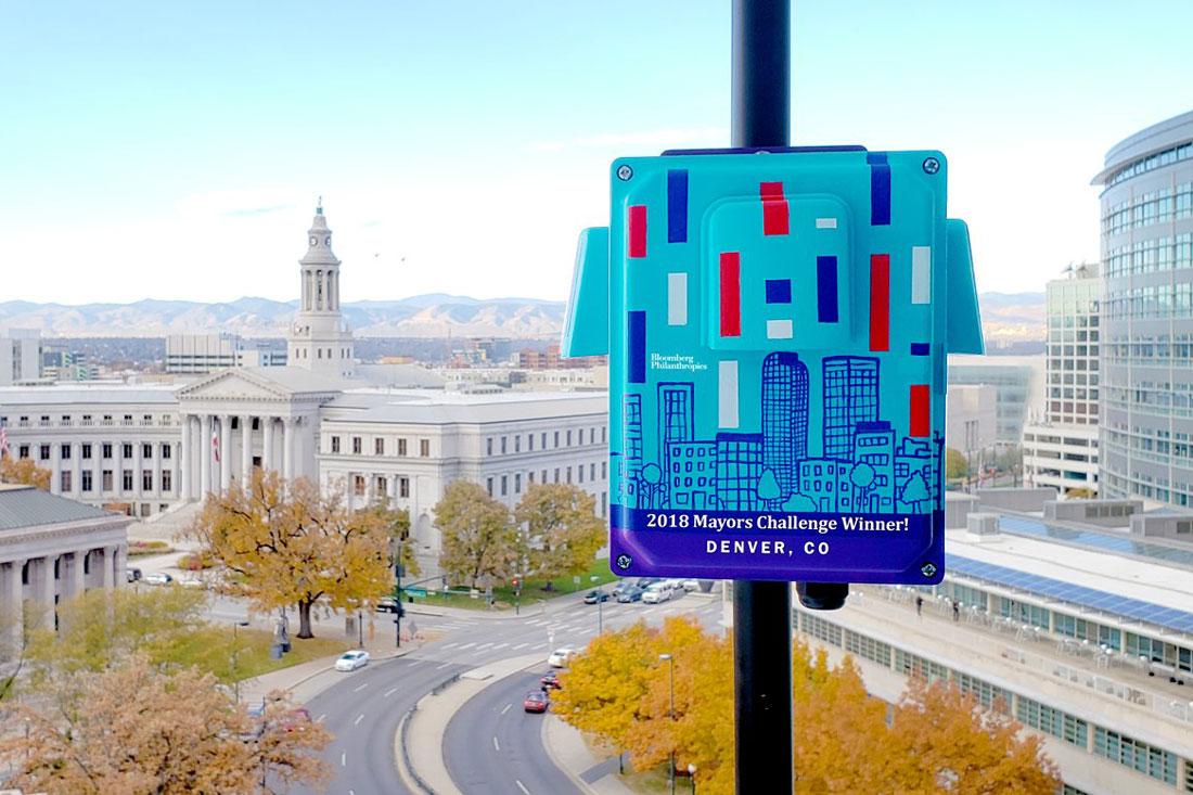 Photo: Bloomber Mayors Challenge Denver - Courtesy