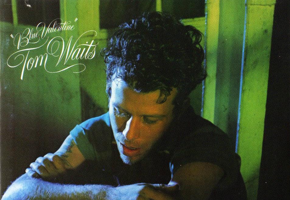 Photo: Tom Wait 'Blue Valentine' cover
