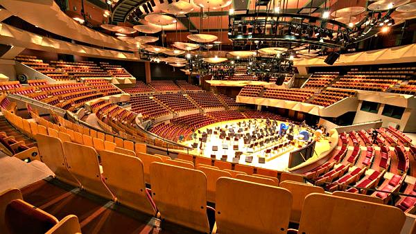 Photo: Boettcher Concert Hall 2