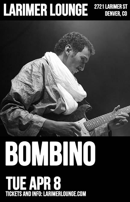 photo: Bombino poster
