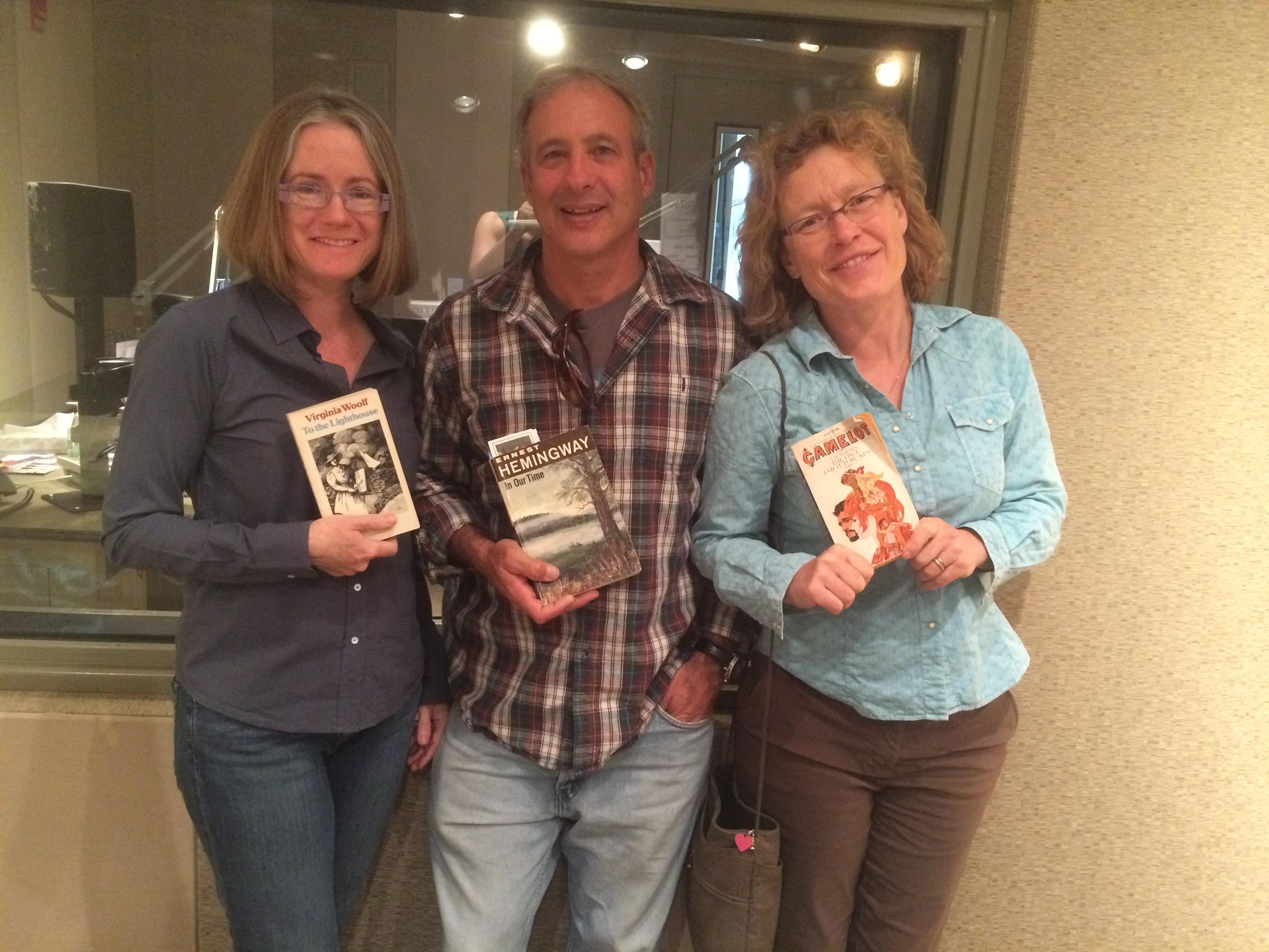Book Club authors