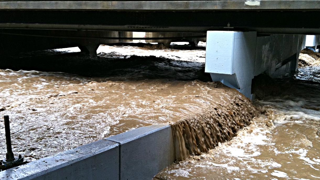 Photo: Boulder creek