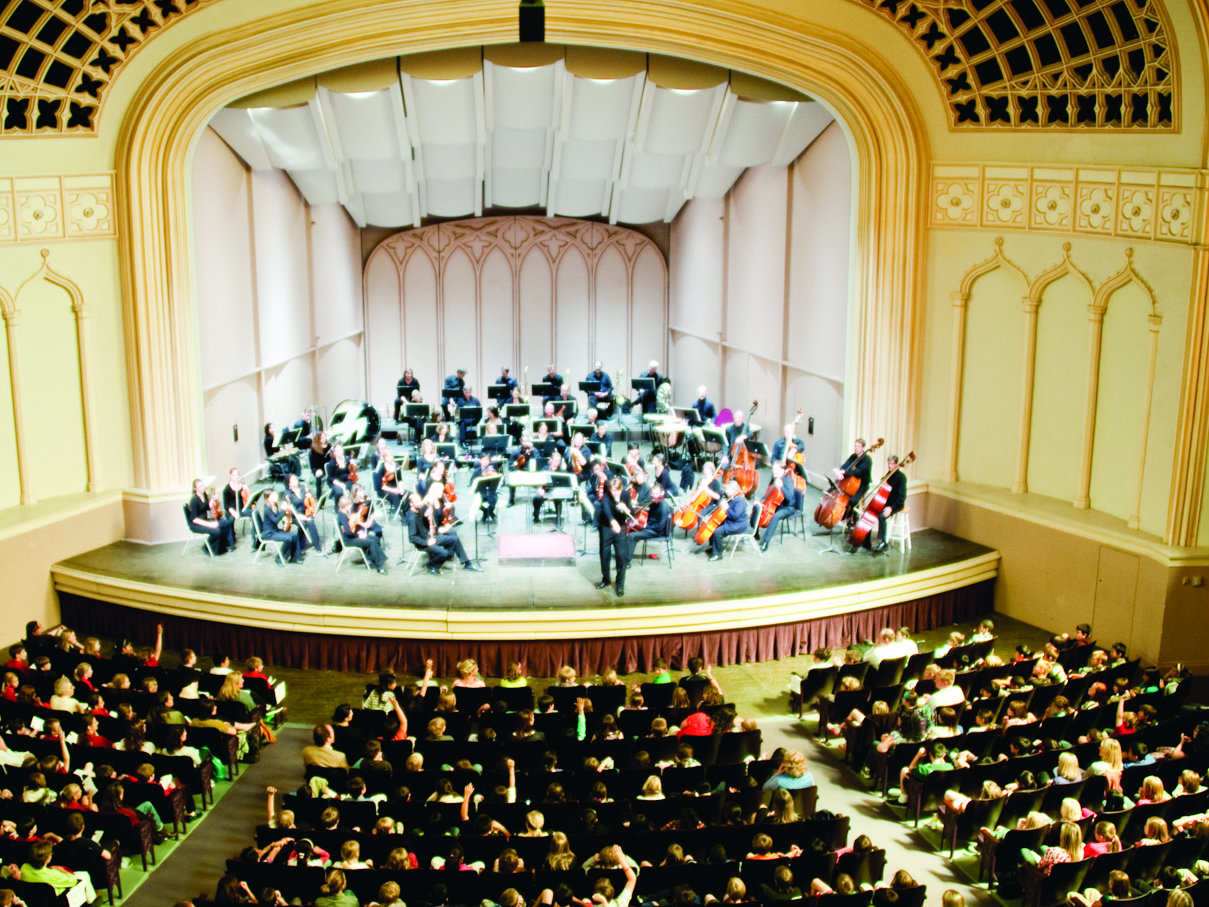 Photo: Boulder Philharmonic in concert