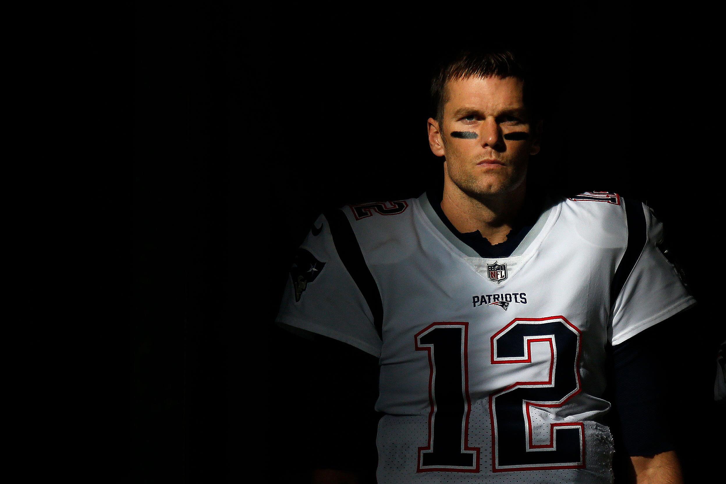 Photo: Tom Brady 1 AP 20190424