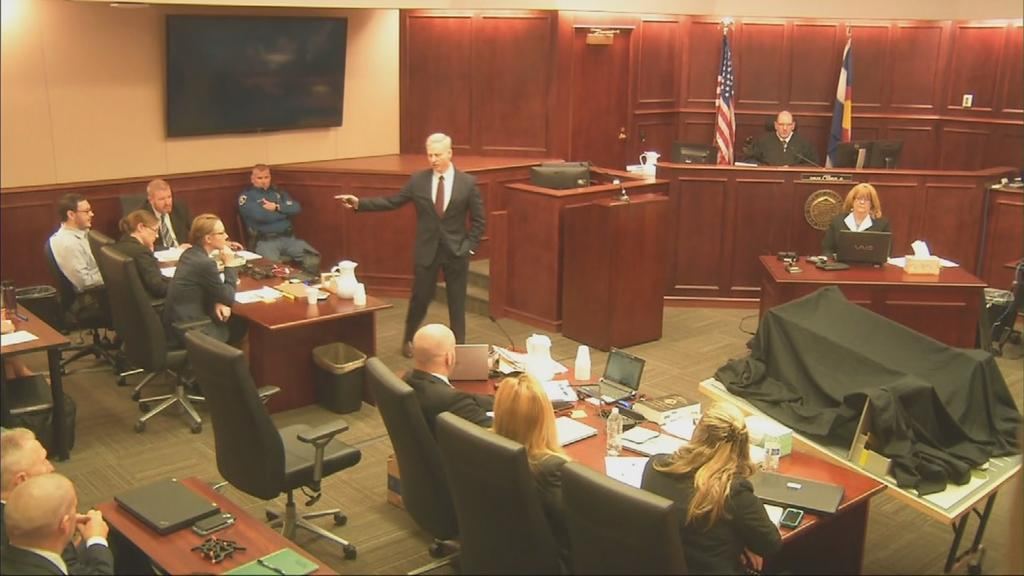 Photo: Aurora theater shooting trial day 1, Brauchler points