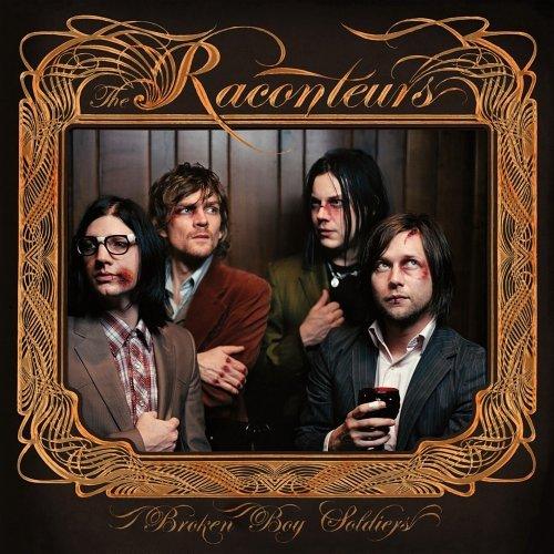 Photo: The Raconteurs album photo