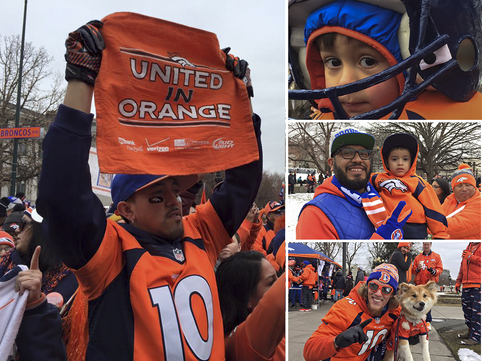 Photo: Broncos Rally Superbowl Feature (Staff)