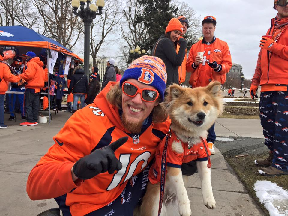 Photo: Broncos Rally Superbowl Cole Schmauder (STAFF)