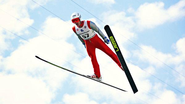 Photo: Bryan Fletcher ski jump