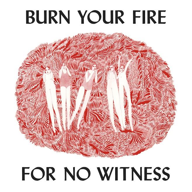 photo: Burn Your Fire album