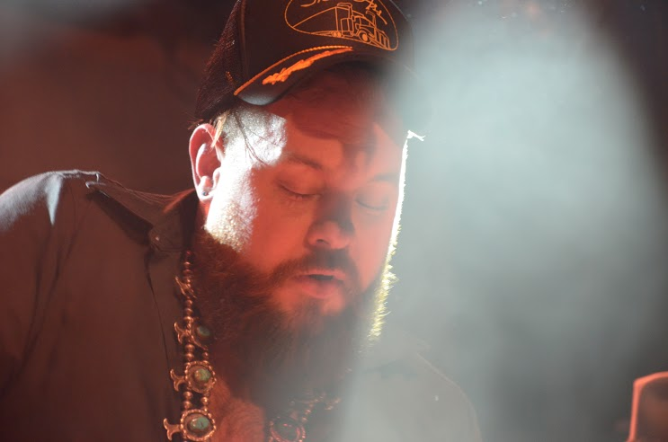 photo: Nathaniel Rateliff 9th Holiday Show 11