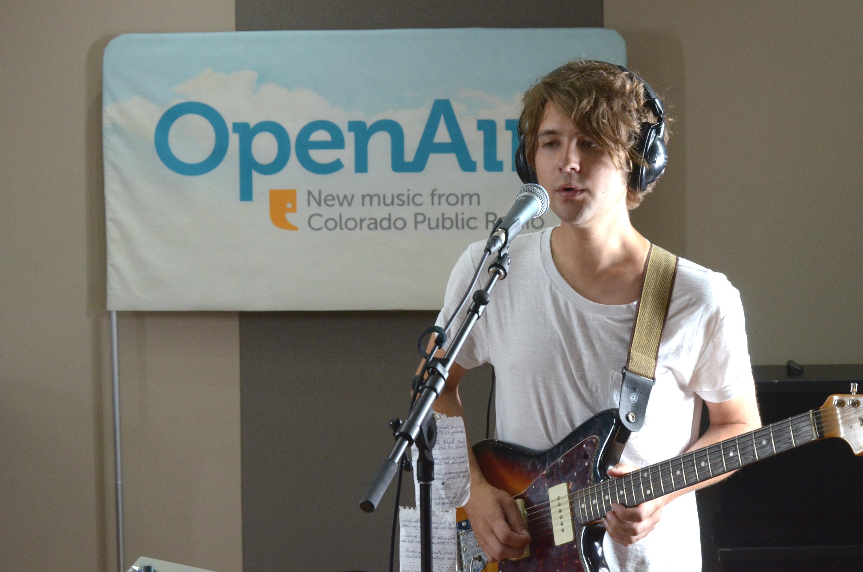 Photo: Flaural performs at OpenAir