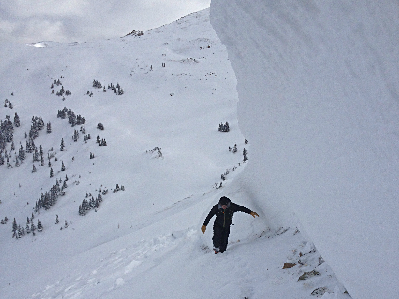 PHOTO: Avalanche 1