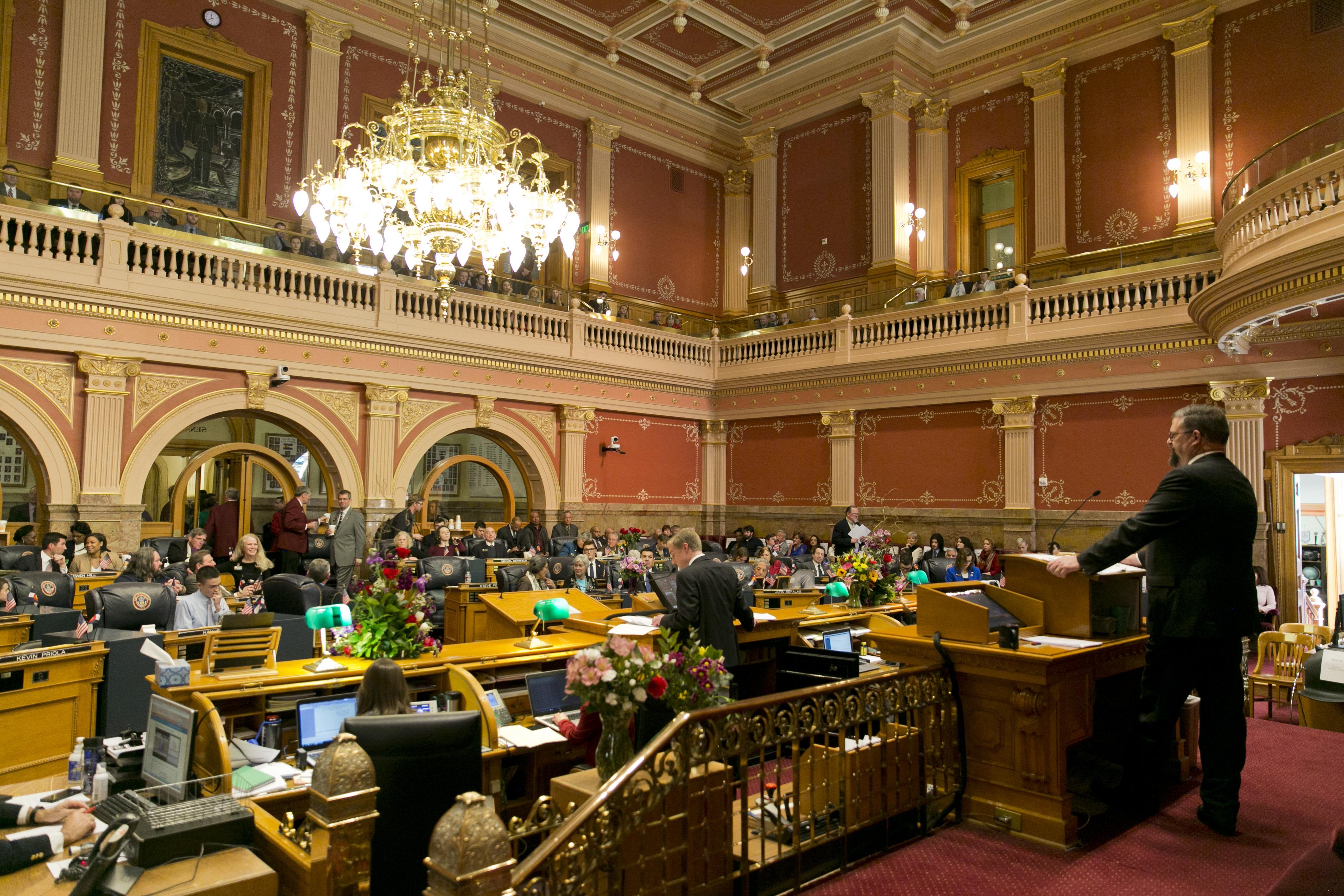 Photo: Capitol Jan 11 2017 13 | Senate Chambers