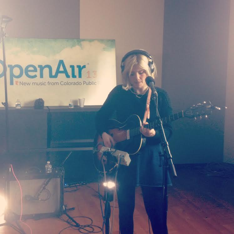 photo: Caroline Smith at OpenAir