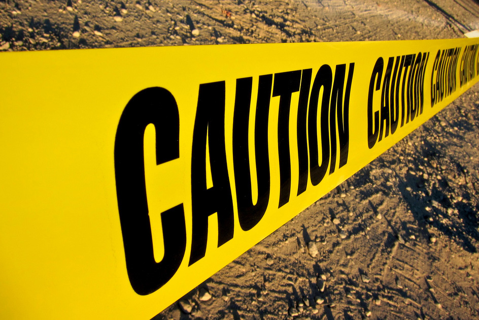 Photo: Caution Tape Yellow (Feature File Flickr)