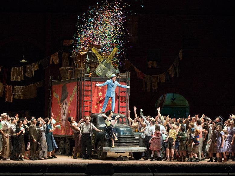 Photo: Pagliacci Met Opera pic
