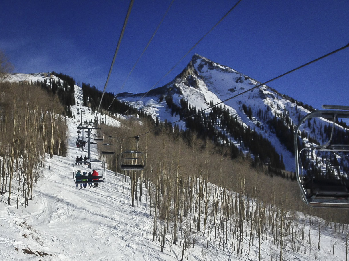 Photo: Crested Butte Mountain Resorts