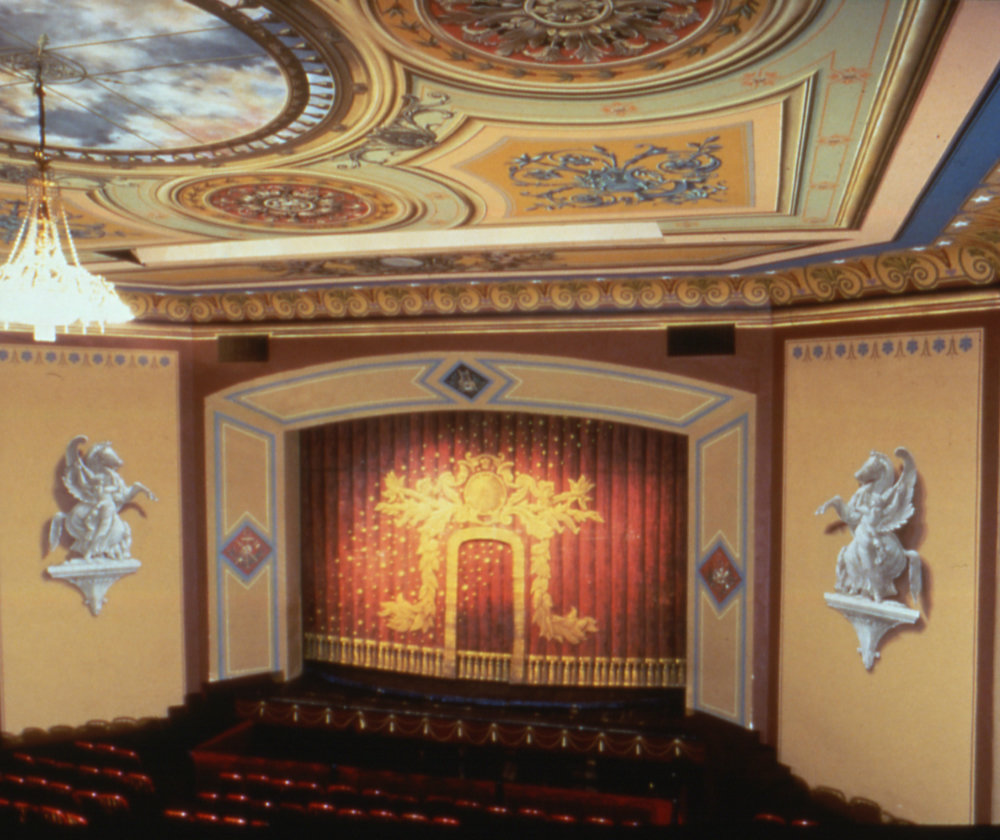 Photo: Central City Opera House interior