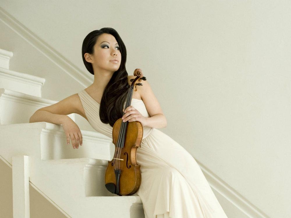 Photo: Violinist Sarah Chang