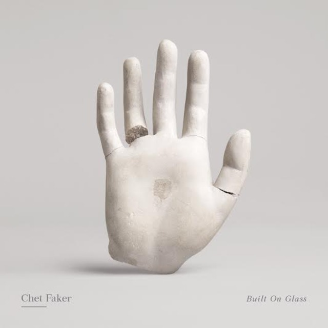 photo: Chet Faker Built on Glass album cover