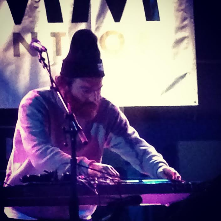 photo: Chet Faker at NON-COMM